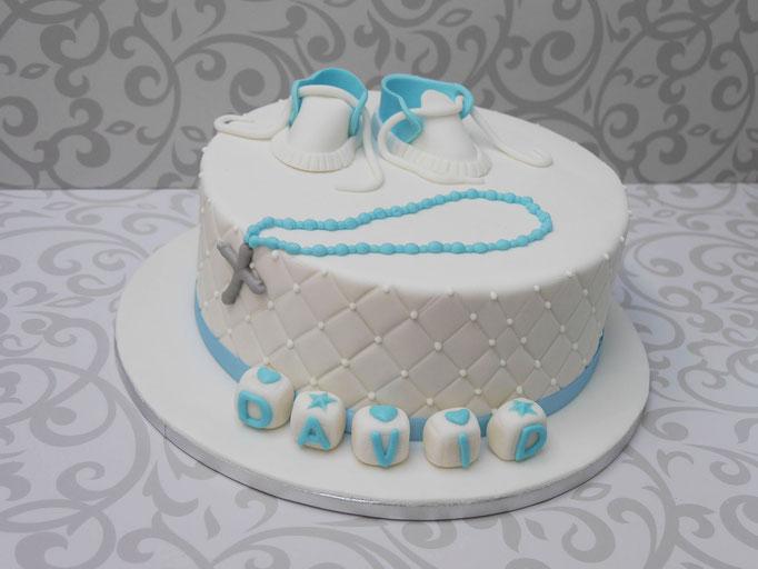 Exklusive Torte Für Kindergeburtstag Taufe Kommunion
