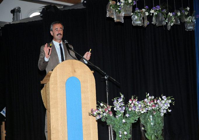Prof.Dr.med. T. Kälble, Direktor der Urologie Klinikum Fulda