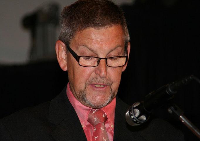 Bernhard Böhm, Betroffener, Ansprechpartner der Gruppe Gersfeld