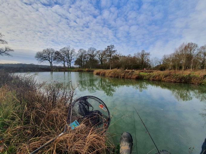 Lake 1 (photo by Steve Self)