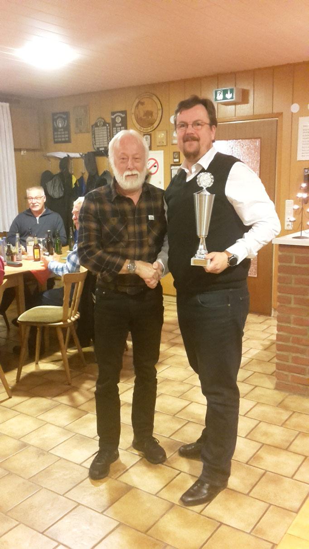Mario Wrackmeyer - Gewinner des Senioren-Pokals II