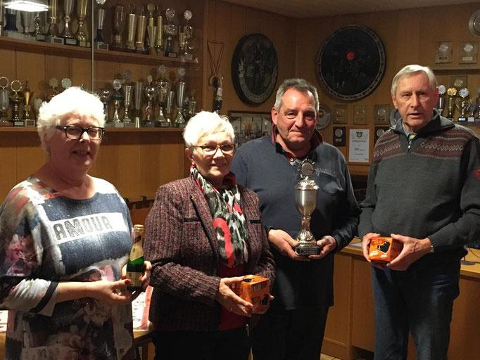 Wintergrillen - Weihnachts-Pokal-Gewinner
