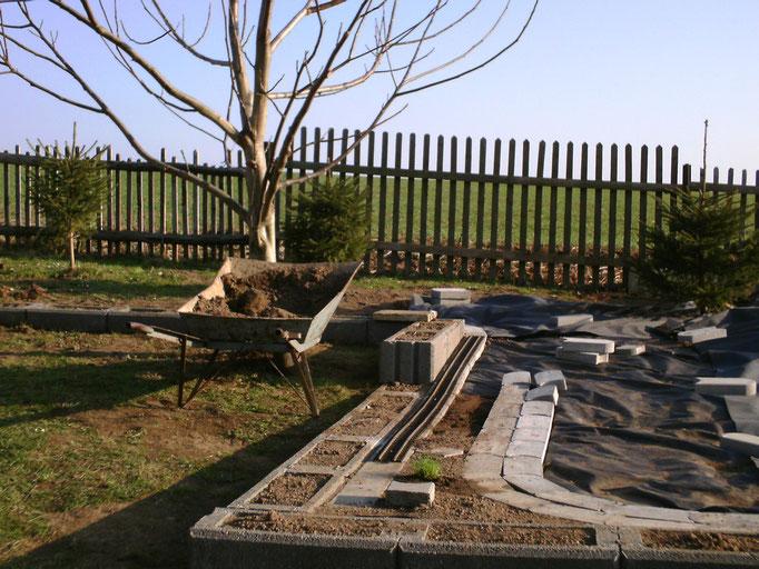 Der Bau März 2011
