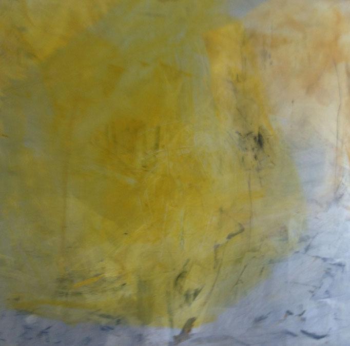 OT, Acryl auf Leinen, 100 x 100 cm, Preis auf Anfrage