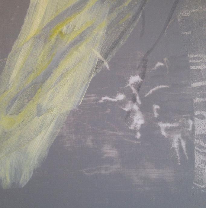 OT, Acryl auf Leinen, 60 x 60 cm in Privatbesitz