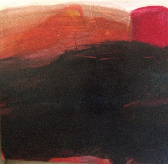 OT, Acryl auf Leinen, 40 x40 cm, Preis auf Anfrage