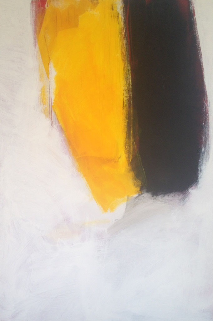 OT, Acryl auf Leinen, 70 x 100 cm, in Privatbesitz