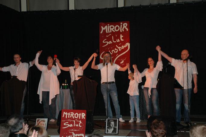 LionL, Agnès, Caroline, Emelyne, Sabrina, Séb. Aviso