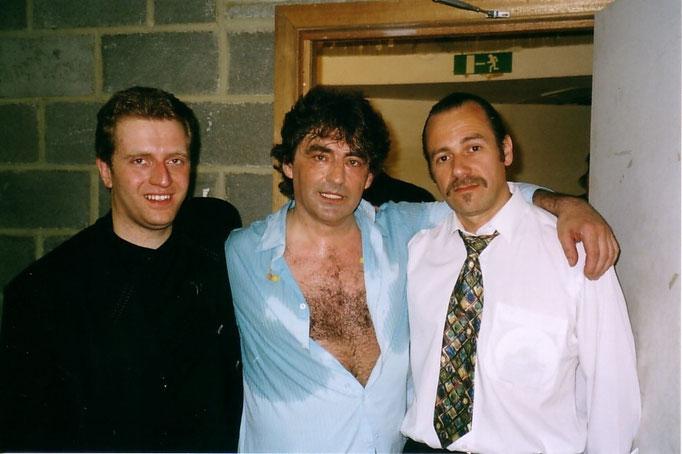 Claudio Picarelle, Claude Barzotti