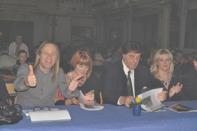 Jury avec Franck Olivier & Marcelle Alexis