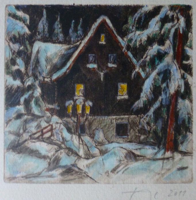 Christian Herold: Erzgebirgshaus
