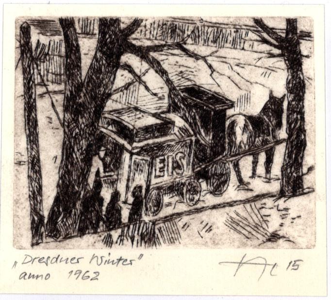 "Christian Herold: ""Dresdner Winter"" anno 1962; 2015"