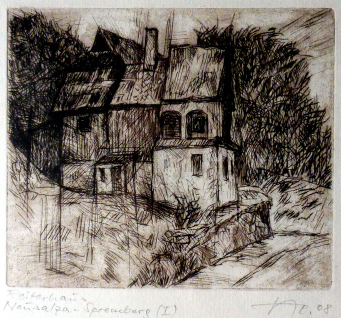 Christian Herold: Reiterhaus Neusalza-Spremberg