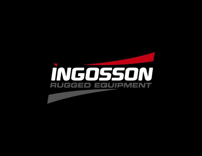 ingosson rugged equipment logo