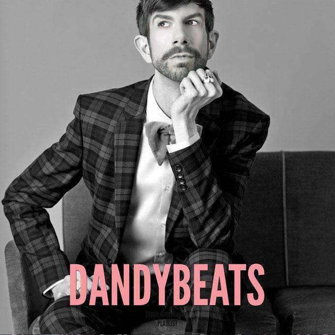 Dandybeats, playlist on Spotify. Photography by Michelle Pauty.