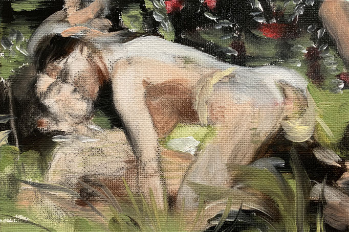 safe1(rosegarden)_2019_10x15cm_oil on canvas