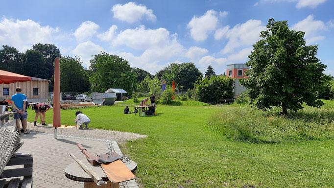 Family Volunteering – Engagierte Familien - Freiwilligen-Zentrum Augsburg - Youfarm 26.06.2021