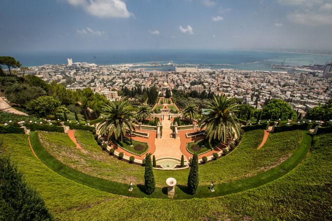 Haifa. August 2016.