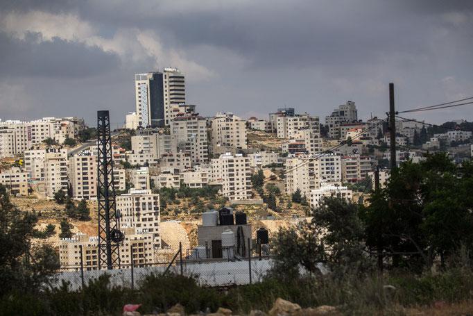Ramallah. May 2017.