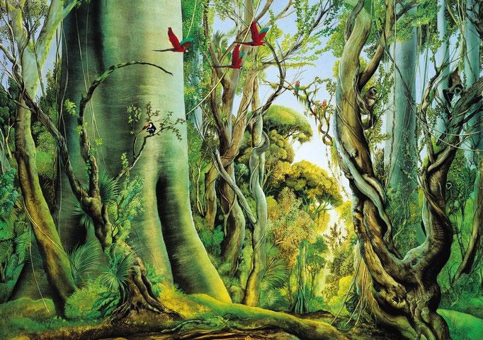 Wald der Aras - Carl-W. Röhrigs Classics