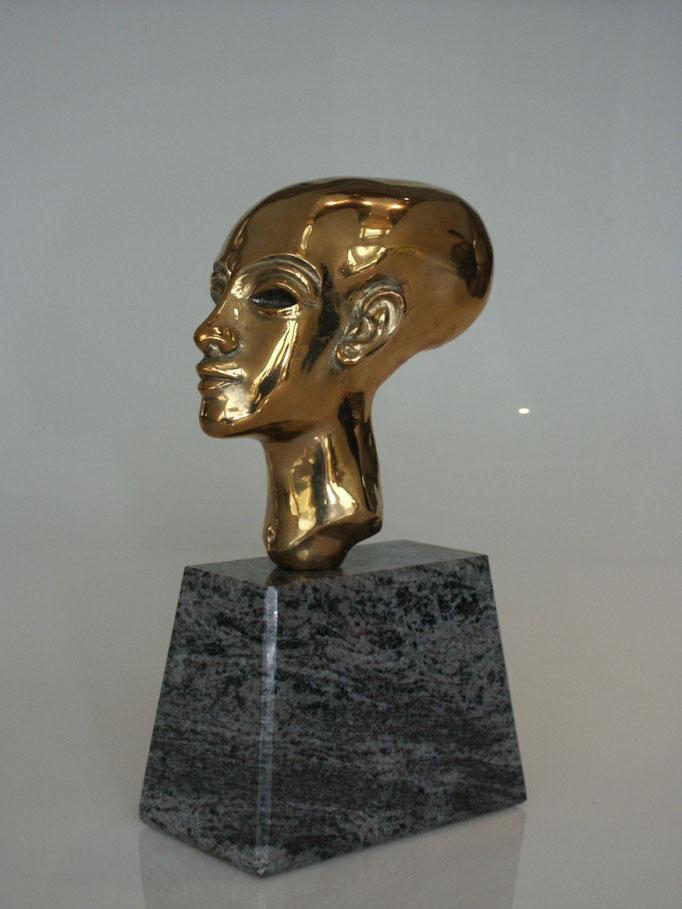 Ägyptische Prinzessin, 33 cm Höhe