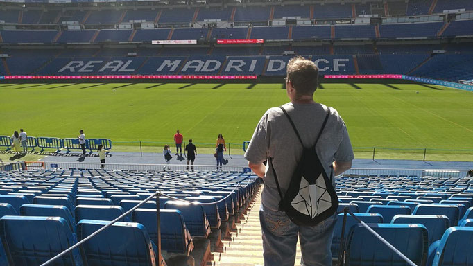 AP-Bags Natalie Madrid Spanien Stadion Real Madrid Urlaub Turnbeutel Party