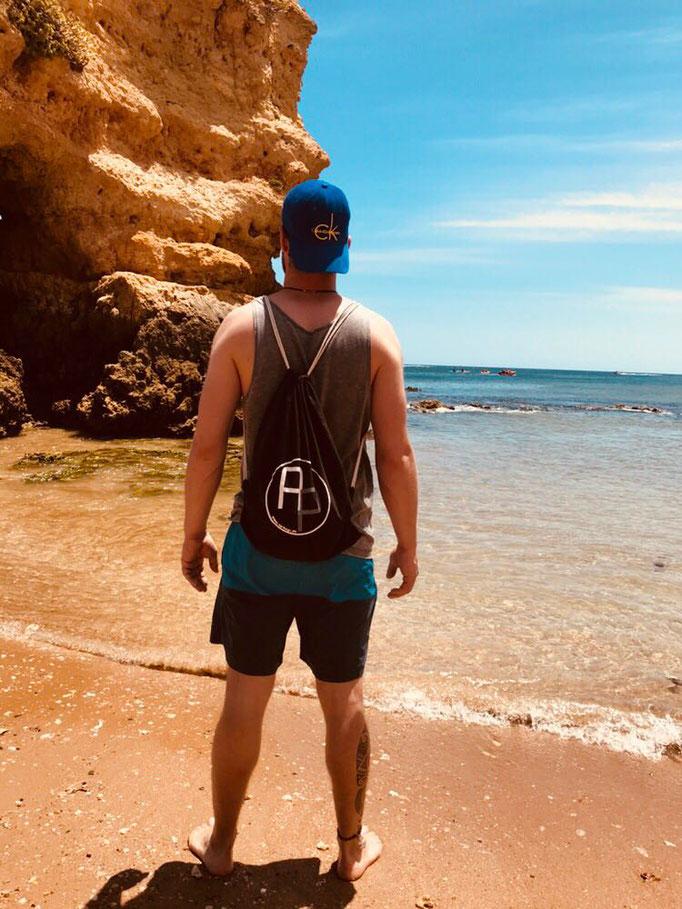 AP-Bags Turnbeutel Strand Outfit Urlaub