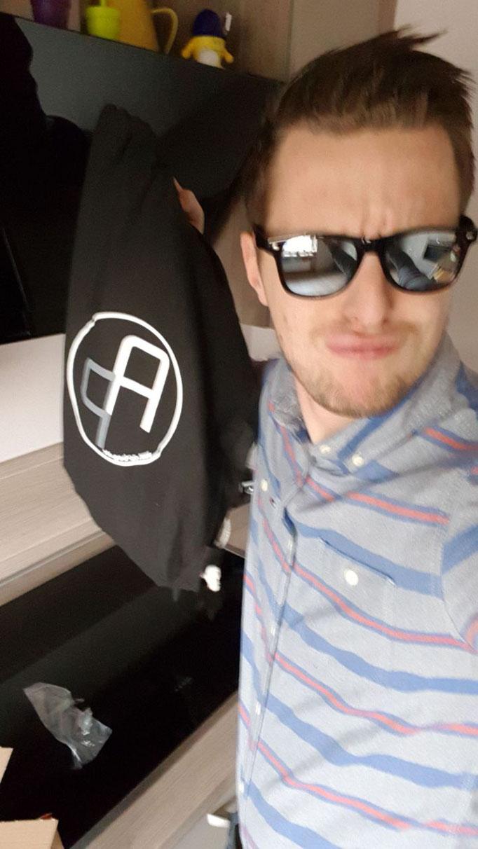 AP-Bags Fabian R. Festival Outfit Turnbeutel Party