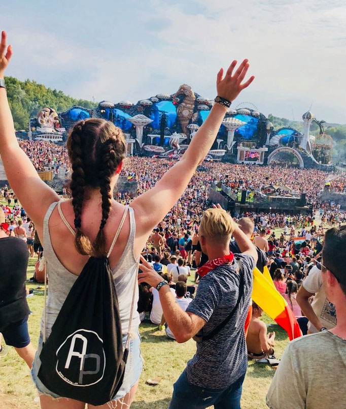 AP-Bags Lara K. Festival Outfit Party Turnbeutel Tomorrowland