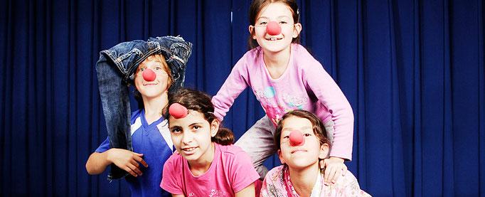 Fotografie: Peter Scheerer Stuttgart - ganz und gar betreuung e.V. - Clownschule, Jimdo Expert Stuttgart