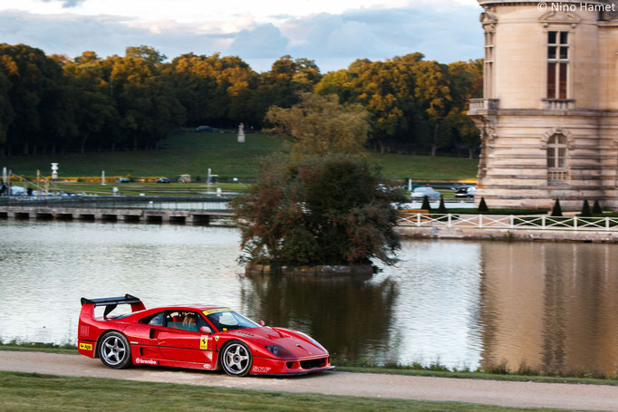 Ferrari F40 kit LM