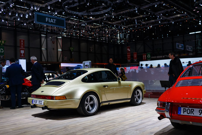 Ruf Goldfinger restomods