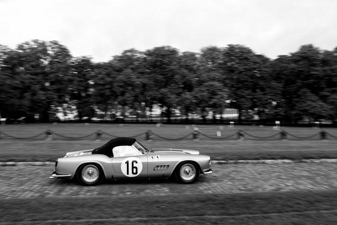 Ferrari 250 California Spyder #1451GT – 1959