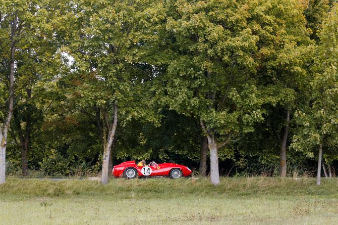 Ferrari 250 Testa Rossa #0728 – 1958