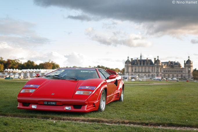 Lamborghini Countach 25th Anniversary Walter Wolf