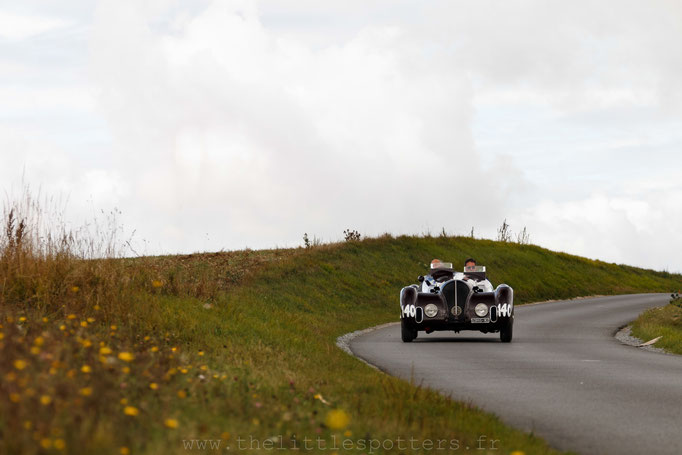 Alfa Romeo 6C 2300 B MM Spider Touring – 1938