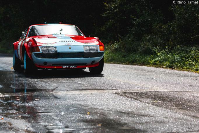 Ferrari 365 GTB/4 Daytona Groupe IV #15667 – 1972