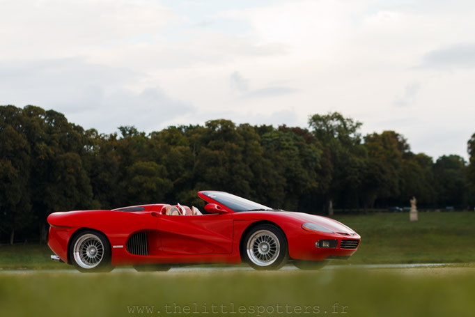 Bizzarrini BZ2001 Concept
