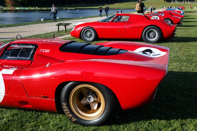 Ferrari 250 LM #5891 – 1964