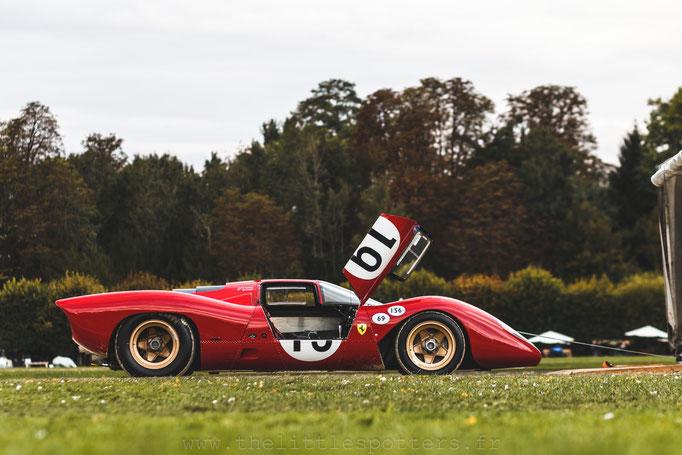 Ferrari 312 P #0872 – 1969