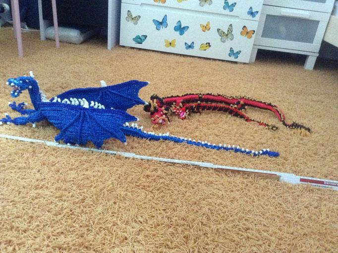 Jacquelines superduper Drachen