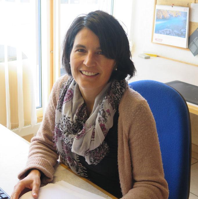 Brigitte Scheidegger, Administration