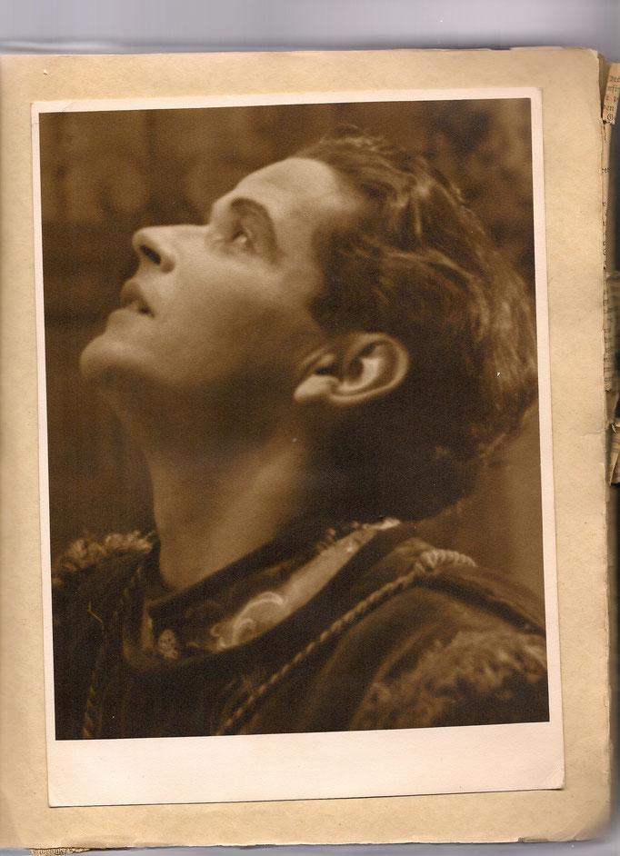 Rainer Litten als Romeo