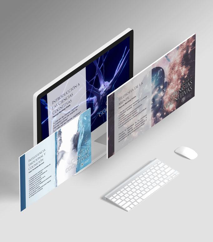 Diseño de Identidad Visual Digital y Comunicación en RR.SS. del Máster en Ciencias Cognitivas de la UMA