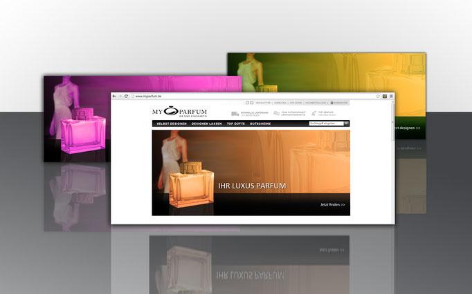 Diseño de Web Teaser