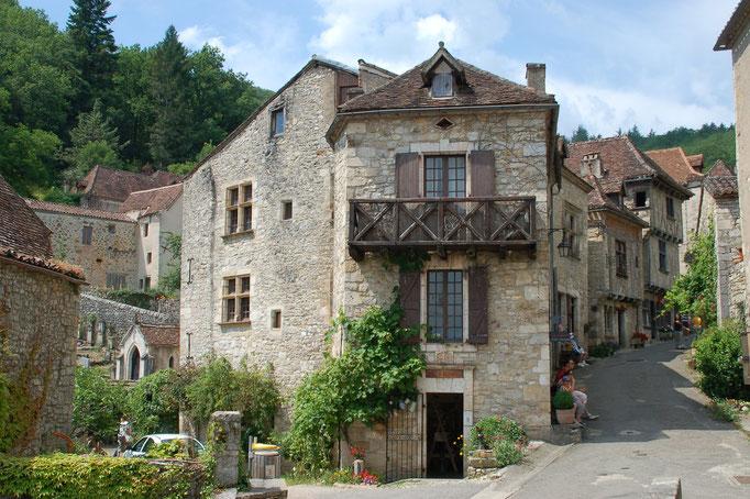 Stadjes en dorpjes liggen in de directe omgeving van Vaysse