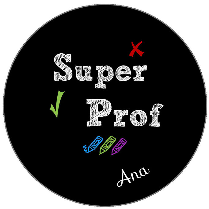 Super Prof badge miroir magnet décapsuleur