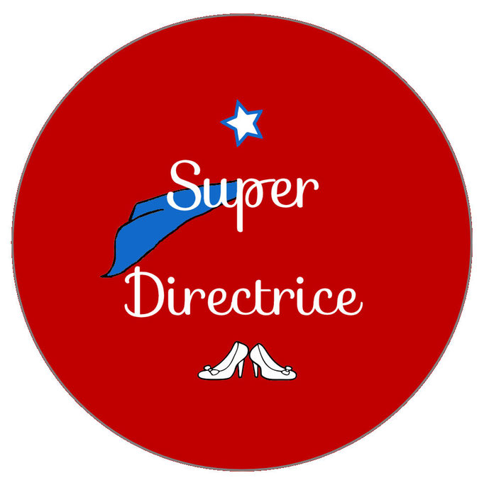 Super directrice badge miroir magnet décapsuleur