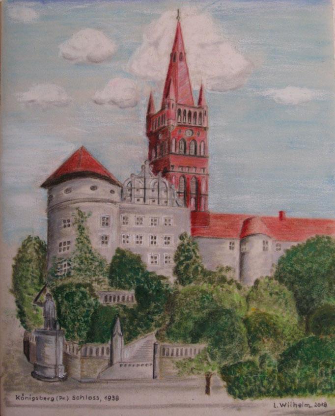 Königsbergerschloss von Lothar W.