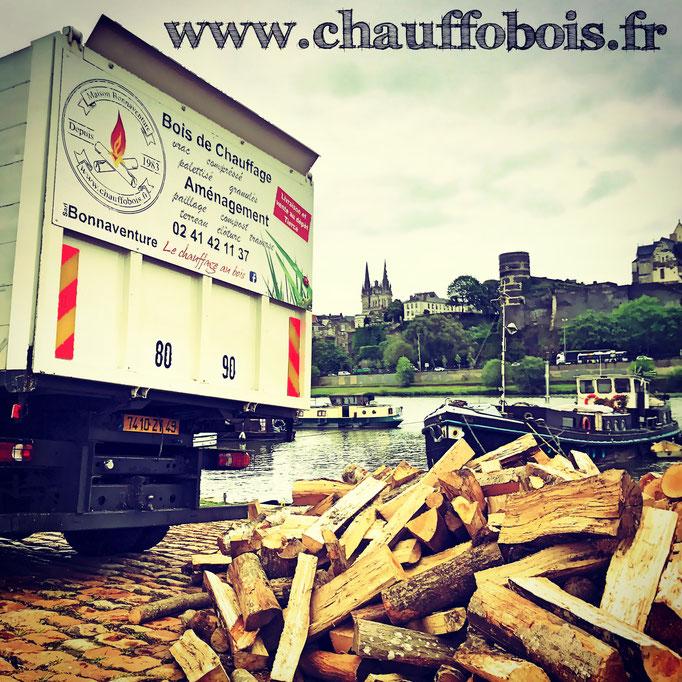 fournisseur de bois sur le 49 angers